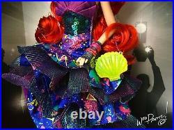 2018 LIMITED EDITION Disney Designer Premier ARIEL 1989 Little Mermaid Doll NIB