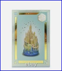 Ariel Castle Ornament The Little Mermaid Disney Castle Collection Limited