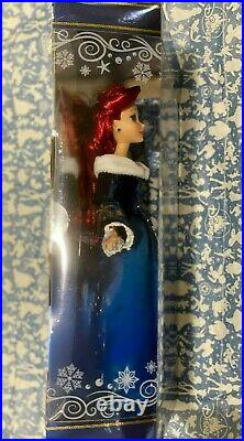 Ariel Doll The Little Mermaid 2020 Holiday Special Edition 11'' Disney