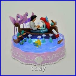 Ariel & Eric LED Light Little Mermaid Story Collection Disney Store 2021 Figure