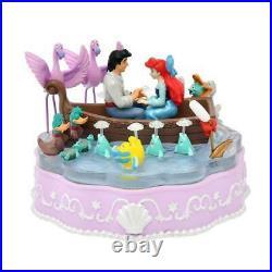 Ariel & Prince Eric The Little Mermaid Figurine With Led Light Disney Store Jp