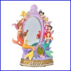Ariel & Sisters The Little Mermaid Stand Mirror Disney Store Japan 2021