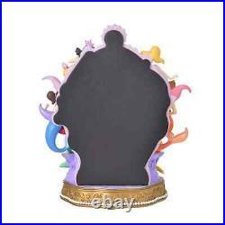 Ariel & Sisters The Little Mermaid Stand Mirror Disney Store Japan 455042425472