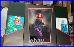 Ariel The Little Mermaid Premiere Designer Disney Limited Edition Doll LE4500