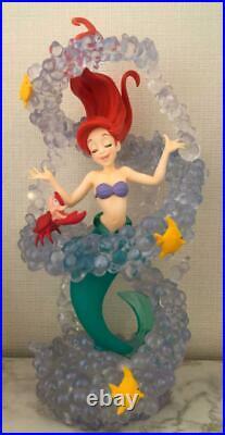 Bandai Ichiban Kuji Disney Little Mermaid Ariel No box Figure F/S Japan Used