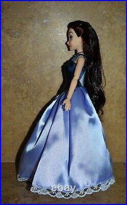 Custom Disney Little Mermaid Ursula Vanessa limited edition Inspired Doll figure