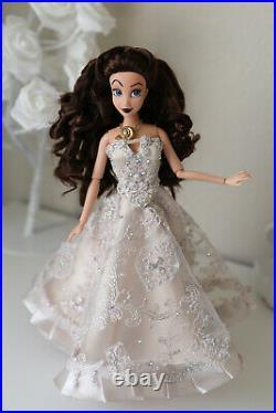 Custom Disney Little Mermaid Ursula Vanessa limited edition d23 OOAK Doll