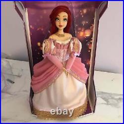 D23 Expo 2019 Disney 30th Little Mermaid Limited Edition Ariel Doll 17 DRESS