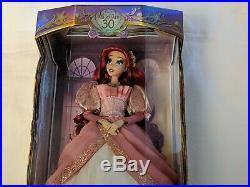 D23 Expo 2019 Disney 30th Little Mermaid Limited Edition Ariel Doll 17 LE 1000