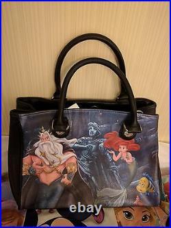 D23 Expo Little Mermaid Ariel Designer Bag Disney Store