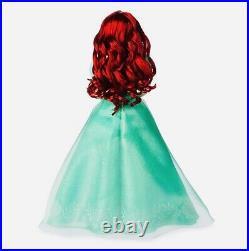DISNEY Ariel Little Mermaid 30th Anniversary Diamond Collection Doll Limited Ed