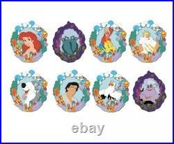 DSF DSSH 30th Anniversary Surprise Release Little Mermaid Ariel LE400 Pin set