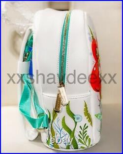 Danielle Nicole Disney Ariel The Little Mermaid Backpack RARE NWT