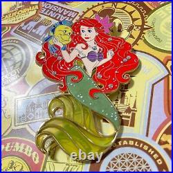 Designer Mermaid Fantasy Pin Ariel The Little Mermaid Limited Edition 75