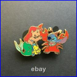 DisneyShopping. Com Lilo & Stitch in The Little Mermaid LE 250 Disney Pin 49860