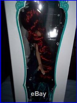 Disney 17 Ariel Doll The Little Mermaid NIB Limited Edition 6000