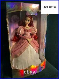 Disney 2019 D23 LE 1000 Little Mermaid 30th Anniversary ARIEL 17 inch doll NEW