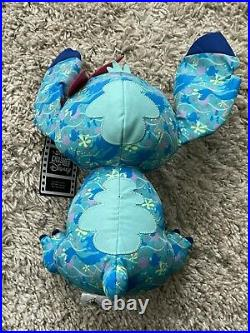 Disney 2021 Stitch Crashes Ariel Little Mermaid Plush Priority Shipping