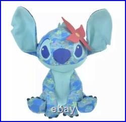 Disney 2021 Stitch Crashes Plush Ariel The Little Mermaid IN HAND