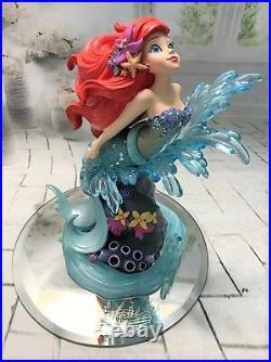 Disney Ariel Beauty Under The Sea Little Mermaid Sculpture Figurine LAST ONE