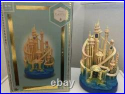 Disney Ariel Castle Light-Up Figurine The Little Mermaid Limited Release 8 of 10