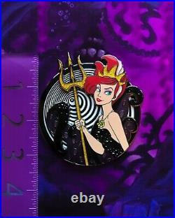 Disney Ariel as Ursula Vanessa Fantasy Pin Disney kriss Little Mermaid Villain