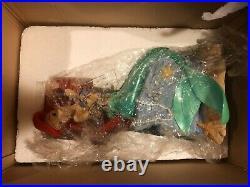Disney Big Fig Figure The Little Mermaid Ariel + Original Box