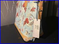 Disney Booney & Bourke Ariel Satchel Little Mermaid Princess