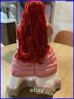 Disney D23 Expo 2019 Ariel Doll 30th Anniversary Little Mermaid LE 1000