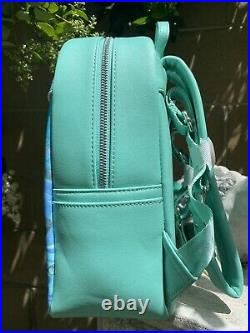 Disney DEC Pink Re-release Loungefly Little Mermaid Ariel Ursula Backpack