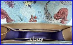 Disney Dooney & Bourke Little Mermaid Princess Ariel Crossbody Purse Sold Out