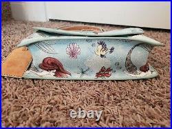 Disney Dooney & Bourke Little Mermaid Princess Ariel crossbody bag purse