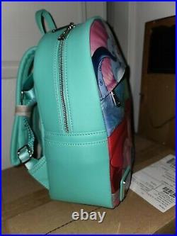 Disney Employee Center DEC Loungefly Little Mermaid Ariel Ursula Backpack LE600