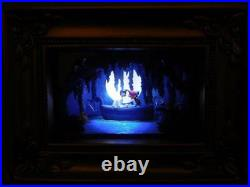 Disney Gallery of Light Olszewski The Little Mermaid Ariel & Eric from japan