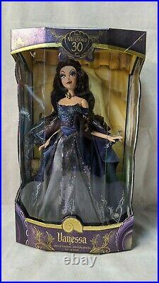 Disney LIMITED EDITION DOLL Vanessa 1 of 2000 Little Mermaid 30th Anniversary