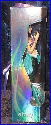 Disney Limited Edition Designer Doll Ariel The Little Mermaid 30th Anniversary