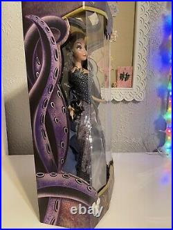 Disney Limited Edition Little Mermaid 17 Vanessa Doll D23 #195/1000 NIB RARE