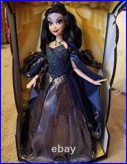 Disney Limited Edition Little Mermaid 17 Vanessa Doll D23 #580/1000 NIB RARE