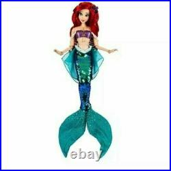 Disney Little Mermaid 30th Anniversary Limited Edition Ariel Doll