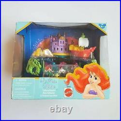 Disney Little Mermaid Ariel NEW polly pocket vintage