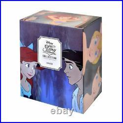 Disney Little Mermaid Ariel Sisters Stand Mirror Disney Store Japan with BOX