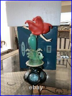 Disney Little Mermaid Ariel Statue by Electric Tiki LE 325 Original Box