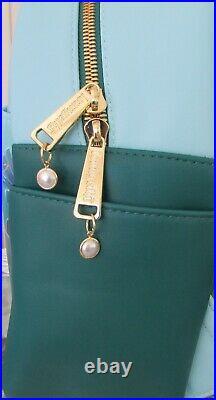 Disney Loungefly Little Mermaid Ariel Grotto Mini Backpack & Card Holder NWT