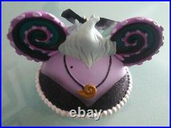 Disney Mickey Ears Hat Ornament Ursula from the Little Mermaid LE 0088/6500