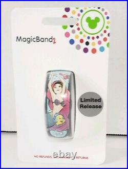 Disney Parks Ariel Little Mermaid 30th Anniversary Limited Release Magic Band