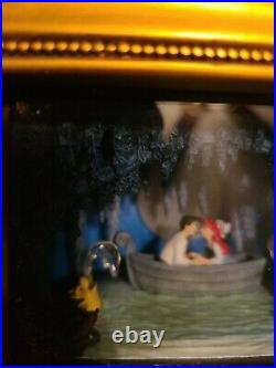 Disney Parks Ariel with Prince Eric Little Mermaid Gallery Of Light By Olszewski