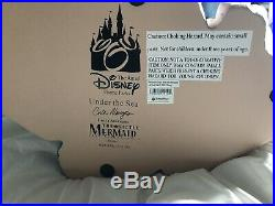 Disney Parks Big Fig LITTLE MERMAID Ariel Under The Sea Costa Alavezos 25
