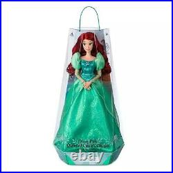 Disney Parks Diamond Collection Limited Edition Ariel Little Mermaid Doll