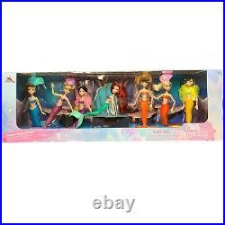 Disney Princess Ariel And Sisters Doll Set The Little Mermaid Dolls