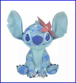 Disney Stitch Crashes Little Mermaid Ariel Plush April #4 Limited Release
